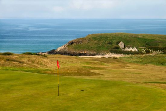 Mullion Golf Club - Stay and Play by Nicola Parkman on 05/04/2012