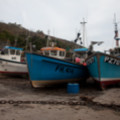 Fishing Boats At Cadgwith - added 22/12/2011 by John Wright